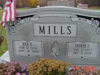Rex and Doris Mills