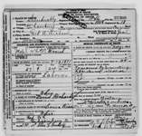 Fred W. Richards Death Certificate