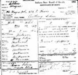 Anthony Solon Death Certificate