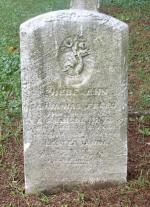 Phebe Hiner Freed and Lester A. Freed Tombstone
