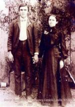 George and Nancy Linville Whitten